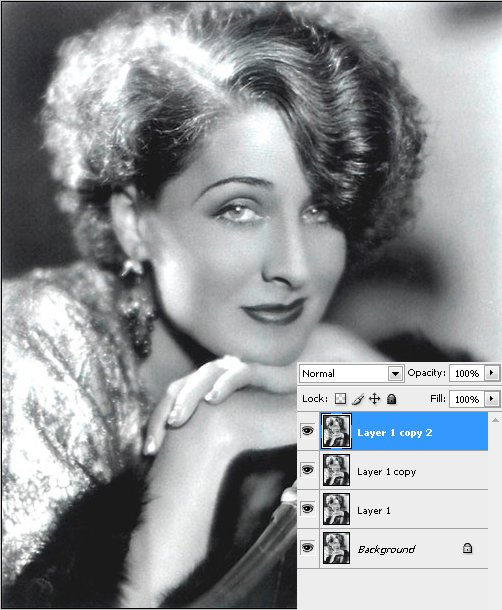 Colorization - Step 2